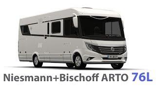 Автодом Niesmann+Bischoff  ARTO 76L