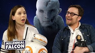 Darren Hayes stopped by the Screen Junkies News studios to sing a