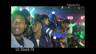 Young Nudy & 21 Savage Live in Atlanta @itslilshark