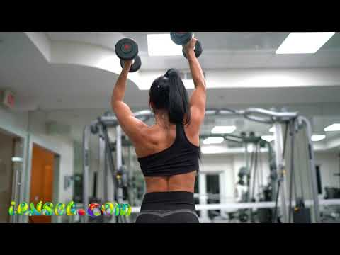 Dumbbell Neutral Grip Static hold alternating shoulder press