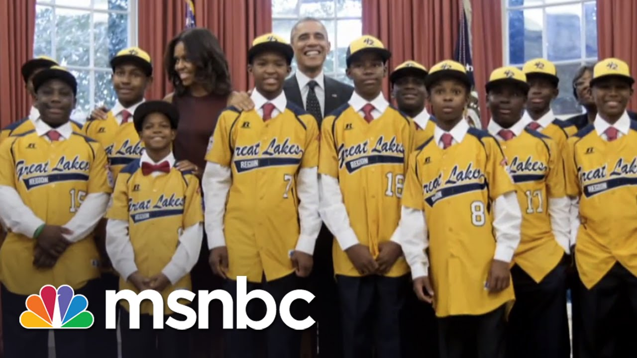 Little League 'Jackie Robinson West' Stripped Of Title | All In | MSNBC thumbnail