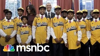 Little League 'Jackie Robinson West' Stripped Of Title   All In   MSNBC