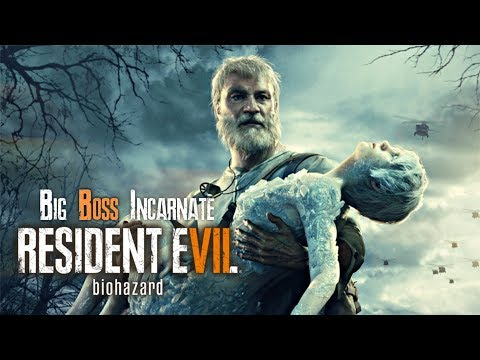 Resident Evil 7 End of Zoe PS4 Pro | Extreme Challenges & JoeMustDie Difficulty