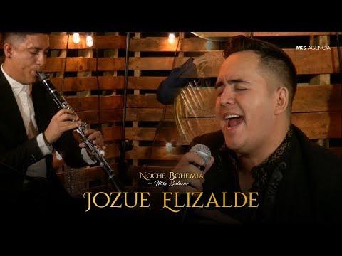 Jozue Elizalde en Noche Bohemia con Mike Salazar