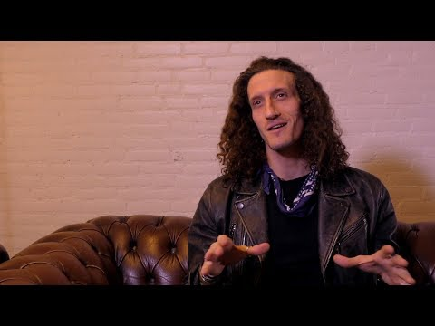 The Revivalists interview - David Shaw (2019)