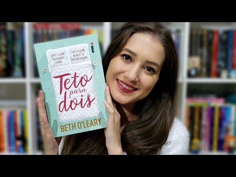 TETO PARA DOIS | RESENHA | Patricia Lima