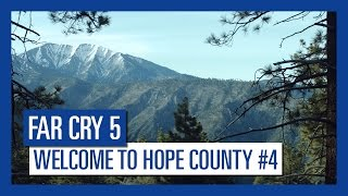 Far Cry 5 is going to Hope County Montana Whos excited The
