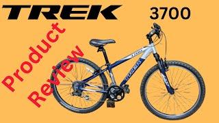 Product Review Monday: Trek 3700 Mountain Bike