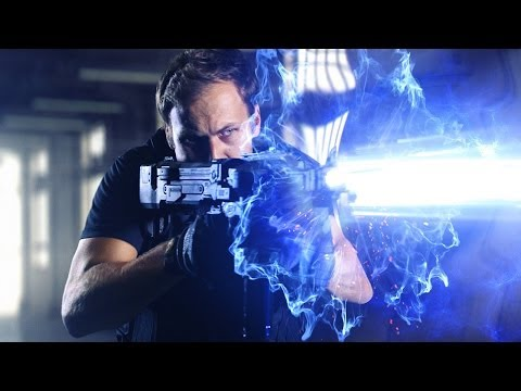 How To Make All The Sci-Fi Weapons You Can Imagine With One Nerf Rifle