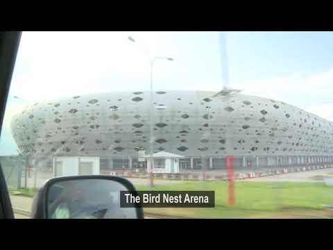 ROAD TO RUSSIA 2018: Bird Nest Arena