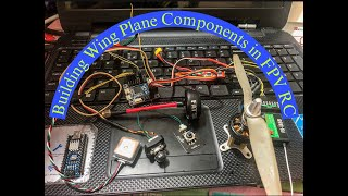 #TopThịnhHành BiênAuto|Guide to building wing components with cheap fpv for newbies/ Part 1