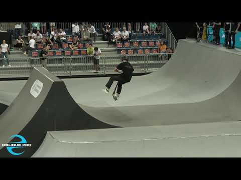 Dylan Morrison - ISA Men's World Scooter Finals 2019