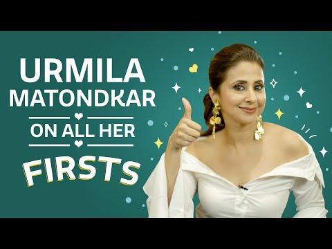 Urmila Matondkar on all her Firsts | Bollywood | S01E04 | Pinkvilla | Lifestyle