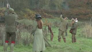 Fieldsports Britain – Shooting pheasants, partridges and grouse at Ripley Castle, episode 51