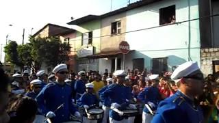 Colégio Castro Alves   Fortaleza Ceará   Desfile Cívico 2011
