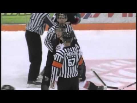 Zach Gonek vs. Dalton Yorke