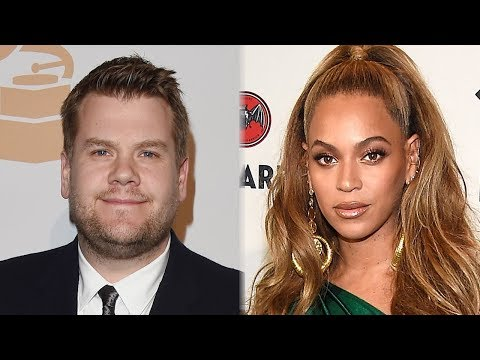 James Corden Names Newborn Baby Daughter Beyonce?