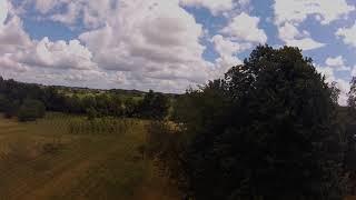 Parc de la Tour Gueyraud - Drone Fpv - RunCam 5 Orange