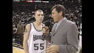 Jason Williams Is Physically Incapable of Making a Routine Chest Pass