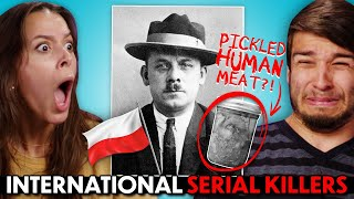 Top 5 Most Infamous Serial Killers | React