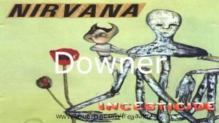 Nirvana - Incesticide full album