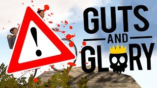 3D HAPPY WHEELS!?!? | Guts And Glory | Fan Choice Friday