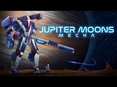 Jupiter Moons: Mecha - Prologue demo offers a shiny test of the next deck-builder hit