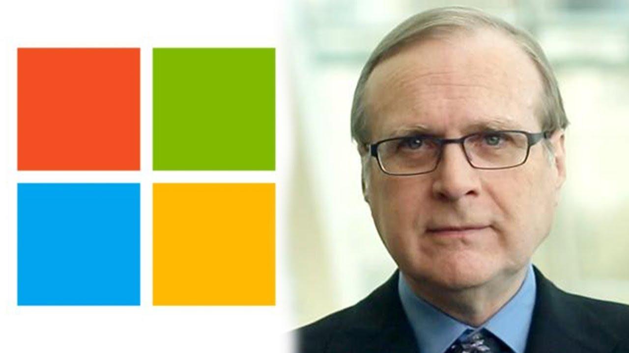 Pendiri Microsoft Paul Allen Meninggal Dunia Partner Bill Gates Ini