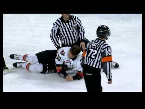 Jake Virtanen vs. Rinat Valiev