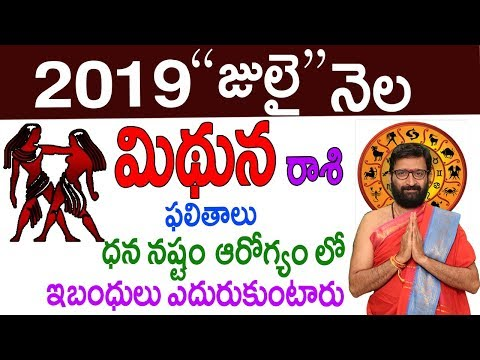 Download Vrischika Rashi 2019 July Month Predictions