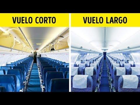 ¿Por Qué Los Asientos De Avión Casi Siempre Son Azules?