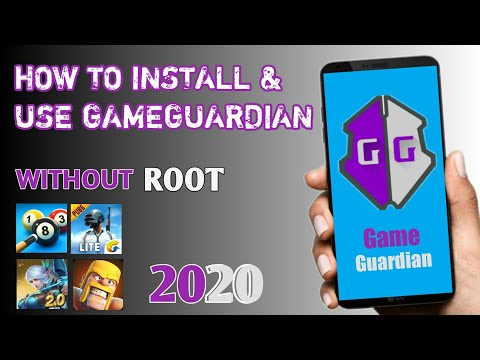 How To Install & Use Game Guardian Without Root Full Tutorial 2020