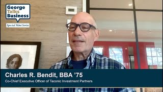 video - The George Talks Business Special Mini Series - Charles Bendit - Part 1