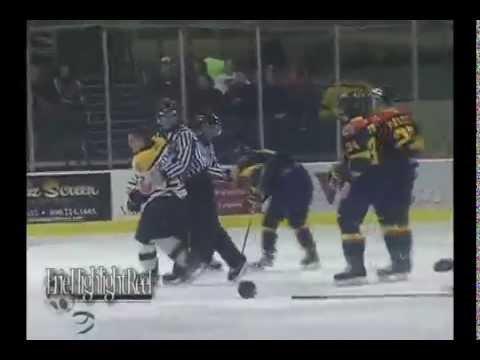 Tyler McCarthy vs. Conor Stokes