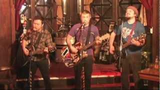 Choking Victim - 500 Channels - acoustic cover by Faithless Saints