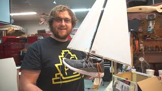 Turning Shoes Into Boats!!!