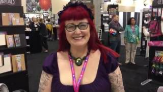 Ranger Ink Dyan Reaveley Reads Her New Silly Sayings - CHA 2017