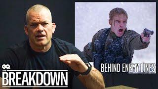 Navy SEAL Jocko Willink Breaks Down More Combat Scenes From Movies Part 3 | GQ
