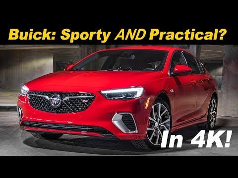 2018 / 2019 Buick Regal GS Sportback Review and Comparison