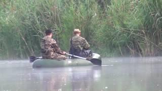 Ужас! Браконьеры на реке Медведица... The horror! Poachers on the river bear...