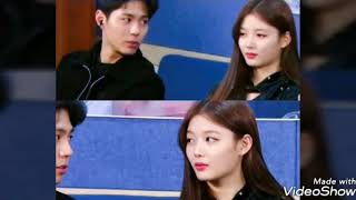 Park bo gum and Kim Yoo-jung #BoyooCouple Sweet moments ❤
