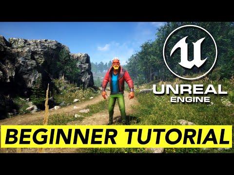 Unreal Engine 4 Beginner Tutorial: Getting Started - YouTube