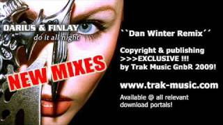 Darius & Finlay feat. Nicco - Do It All Night (Dan Winter Remix)