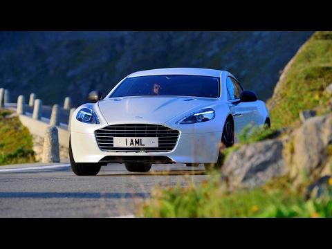Furka Pass In Aston Martin Rapide S   Rory Reid's Road Trips   Top Gear