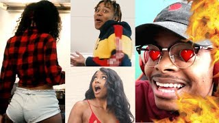 BLACK QUEENS! | YBN Cordae   Locationships |  Reaction