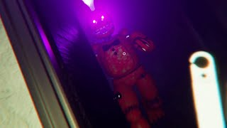DO NOT HIDE FROM SPRING BONNIE WHEN IT SEES YOU | FNAF Fredbears Entertainment Center