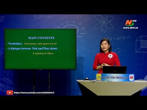 TIẾNG ANH 9- UNIT 10 - GETTING STARTED
