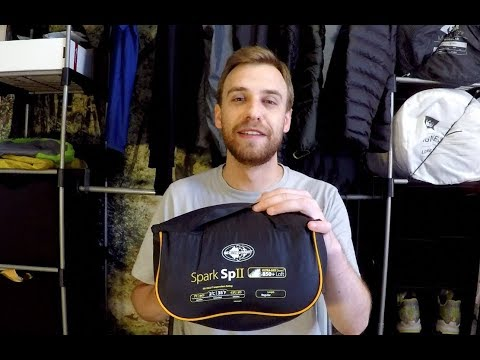 Sea To Summit Spark II Sleeping Bag Review