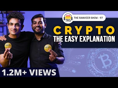 Crypto Basics EASILY Explained For Beginners By Expert Sumit Gupta   The Ranveer Show 97