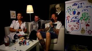 BEATSTEAKS - THERAPY TV Interview über Wiedergeburt & Jugendsünden